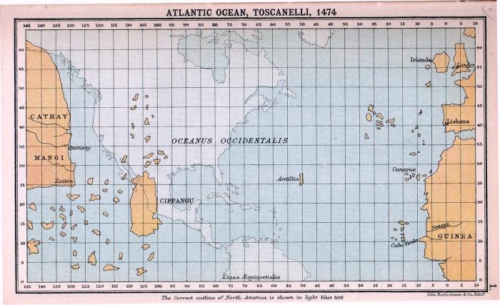 toscanelli-map