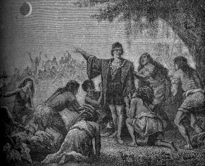 Christopher Columbus and the Lunar Eclipse